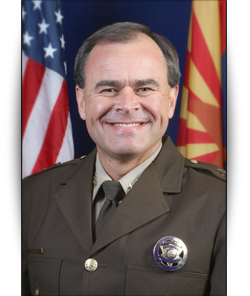 photo of the Yavapai County Sheriff